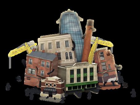 Review: Buildings Have Feelings Too