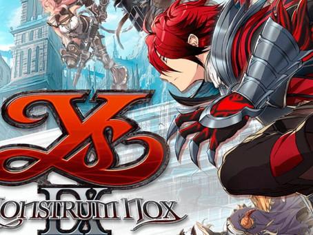 Afterpatch Review: Ys IX: Monstrum Nox