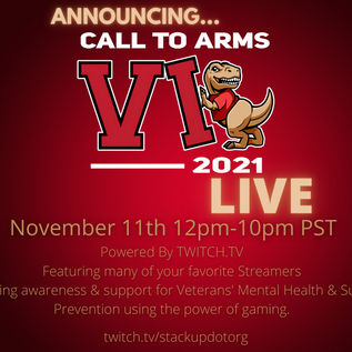 Announcing: Call to Arms VI Live!