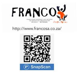 FRANCO logo+snapscan