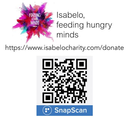 Isabelo logo+snapscan