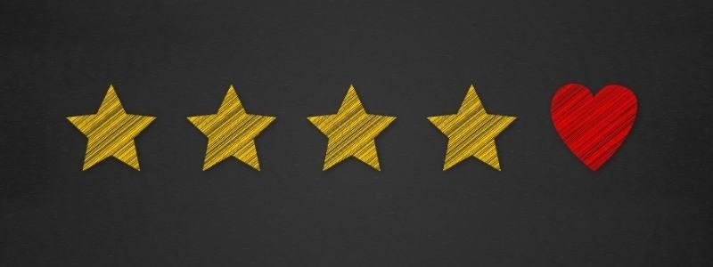 Reviews | Star Rating | Reputation Management | Low Budget Marketing | Skribu Digital | CanvaPro