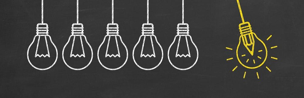 Blog Tips: SEO-friendly Practices to Writing Catchy Headlines | Skribu Digital | Ideas | Canva pro
