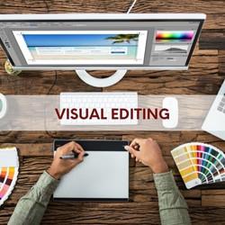 Skribu Digital Content Agency   Visual Editing   Services