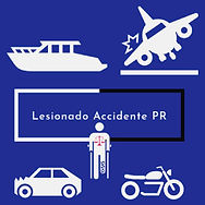 Lesionado Accidente PR