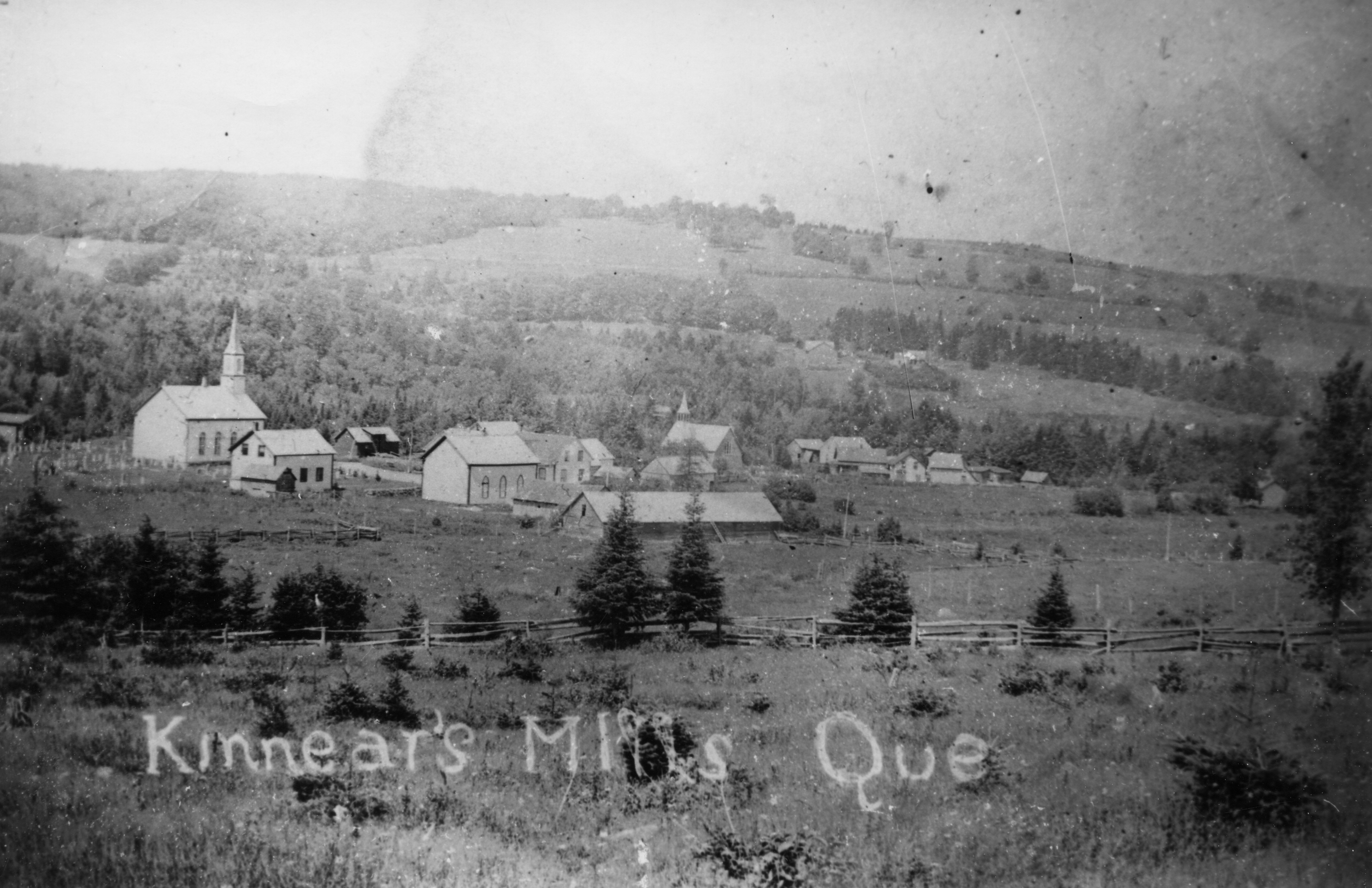 Kinnear's Mills vers1890-1910