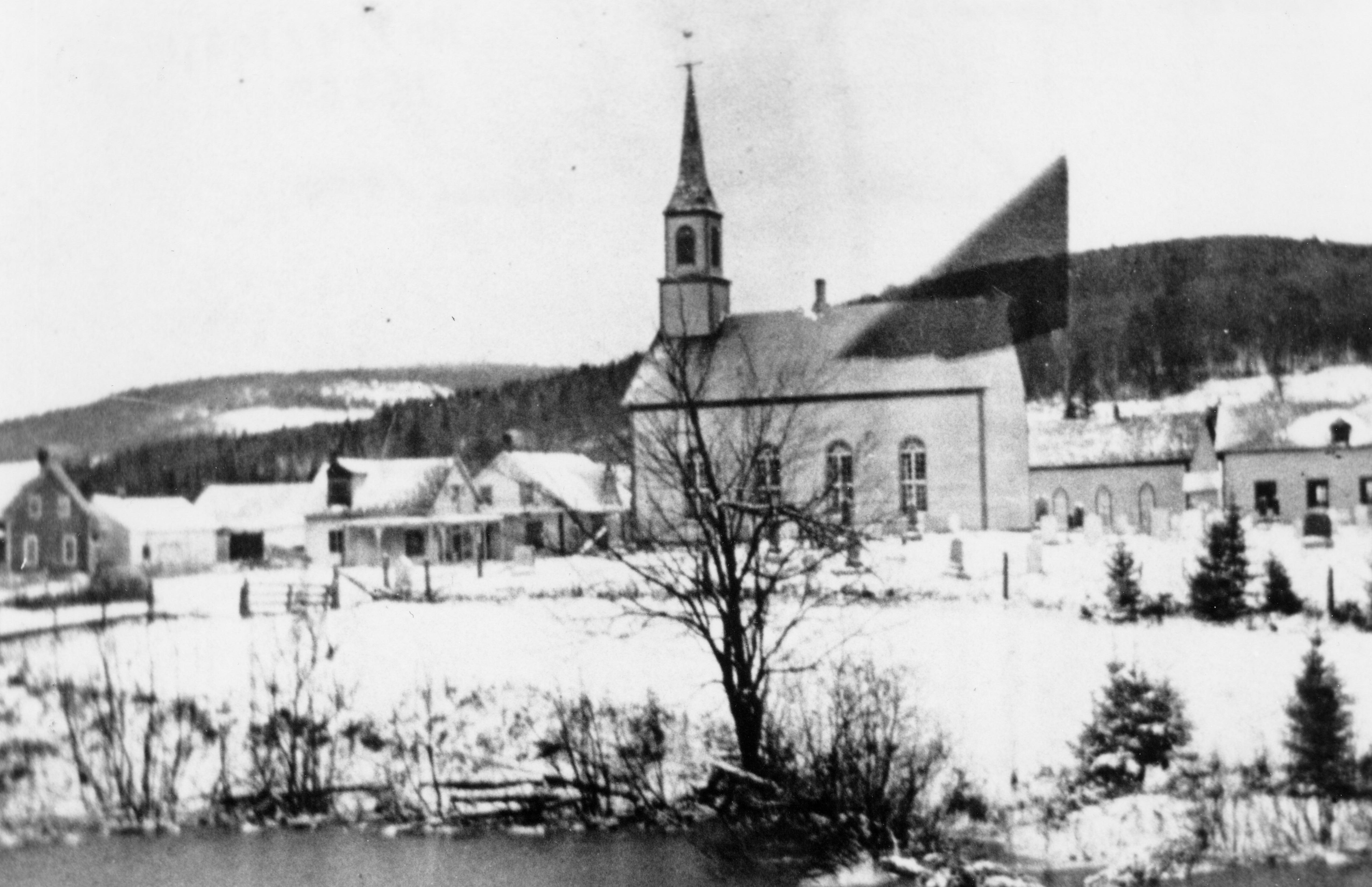 Kinnear's Mills en1900