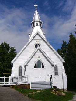 Église Holy Trinity à Irlande