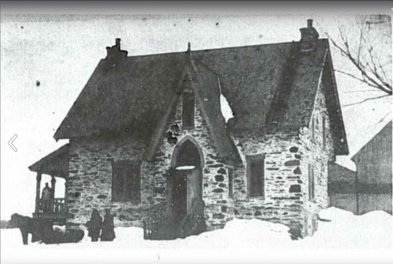 Presbytère d'Irlande