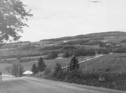 Route Craig à Irlande