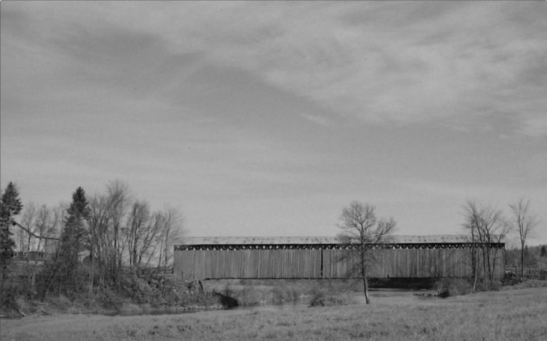 Pont Dublin à Inverness en 1949