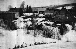 Kinnear's Mills en 1930
