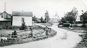 Photo historique des chemins Craig et Gosford