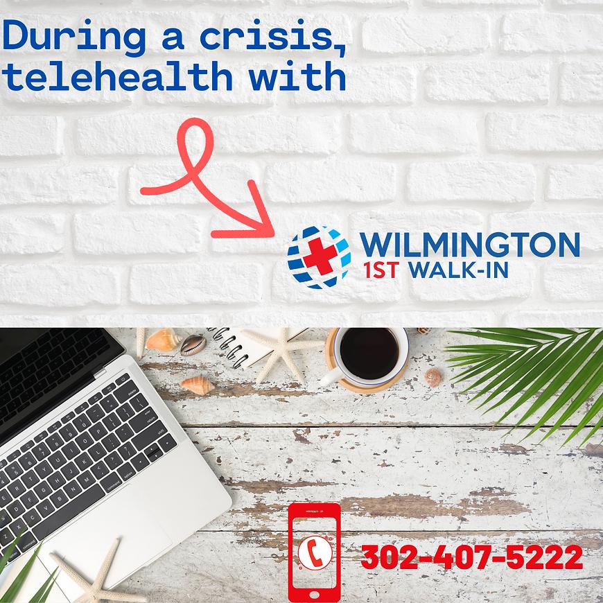 TeleMedicine at Wilmington 1st Walk-In