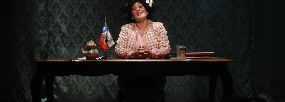 Carmina Riego. Lucía. Photo by Maglio Pérez.