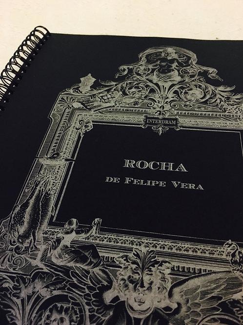 Texto teatral - ROCHA de Felipe Vera