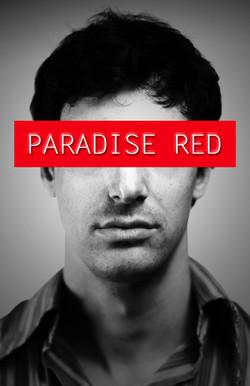 Afiche Paradise Red de Bruce Gibbons