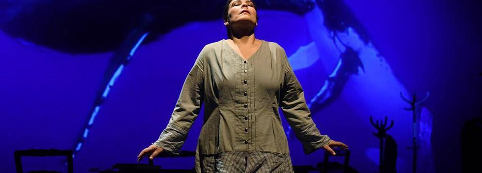 Carmina Riego. Greta. Photo by Rafael Arenas.