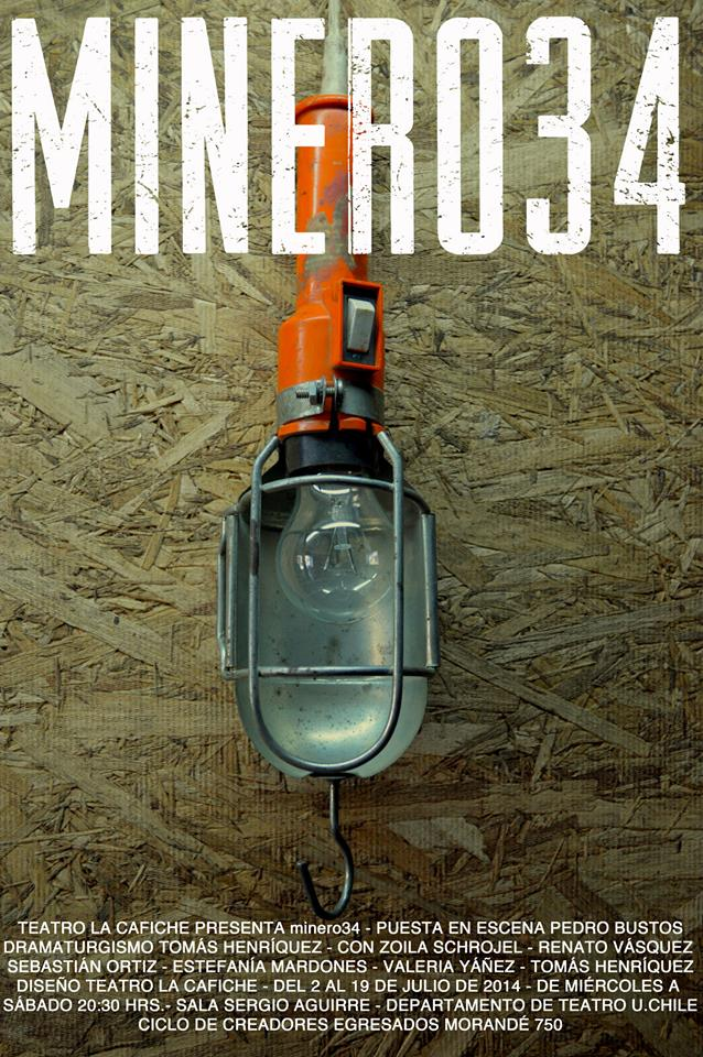MINERO34