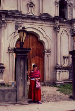 Claudia Cordero en México
