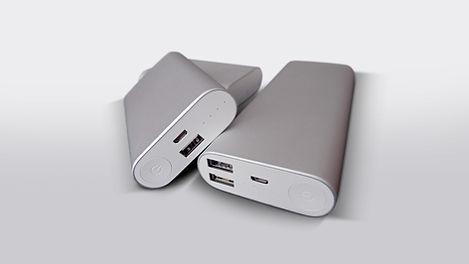 carregador portatil powerbank personalizado