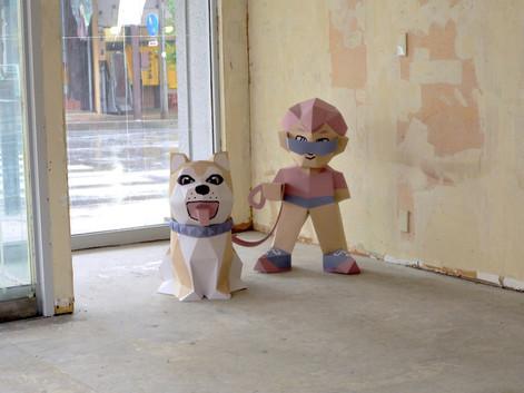 Kazuki&Dog