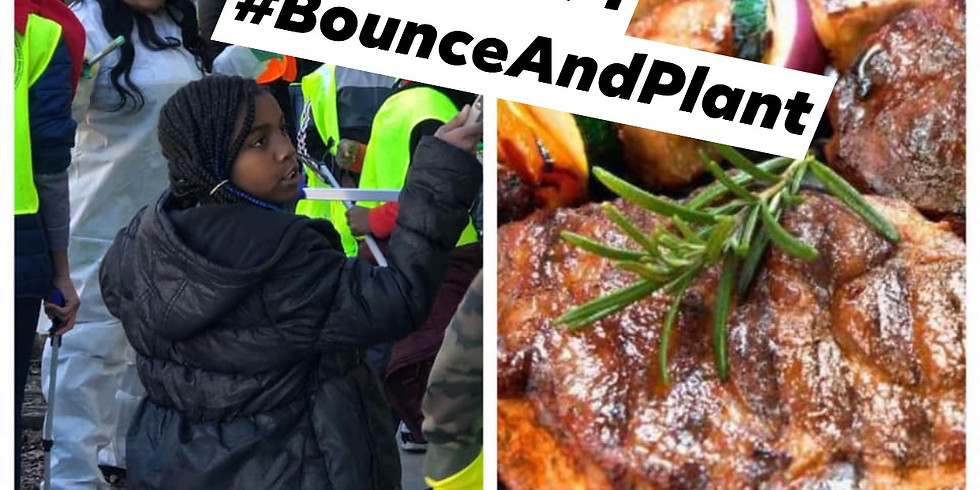 """Each One Plant One """"Bounce & Plant"""