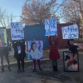 #PutDownTheGuns #PeaceWalk