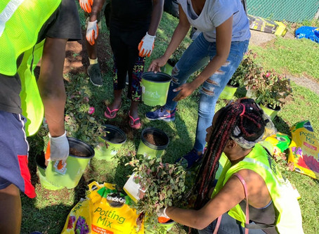 Children Uniting to make Bmore Safe and Clean