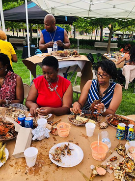 1st Annual Fundraiser All You Can Eat Crabfeast