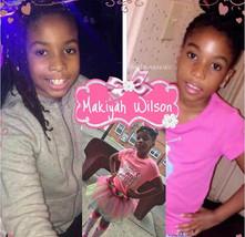 10 Year old Makiyah Wilson