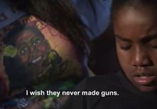 I wish they never made guns