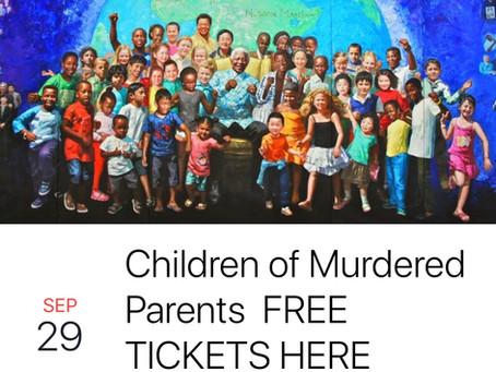 Children of Murdered Parents Event