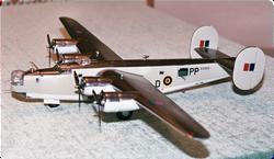Consolidated B-24 Liberator V; Monogram B-24J 1:48 kit 5608