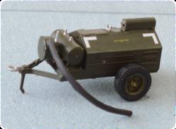 Davey MC-2A diesel air compressor; 1:35