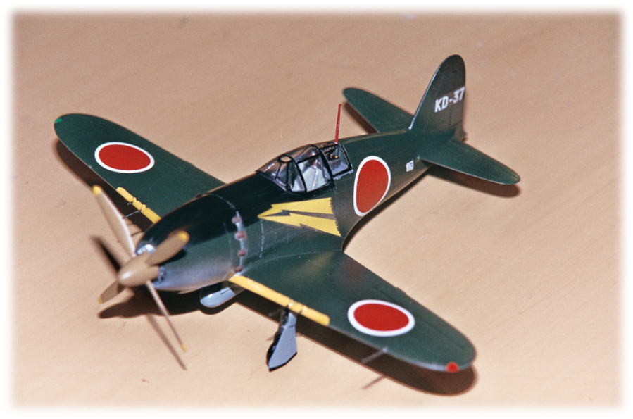 Mitsubishi Raiden (US code-named ''Jack''), 1:48