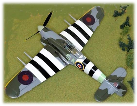 Italeri Hawker Typhoon Mk.Ib (Late) 1:48