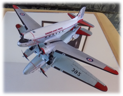 """Airfix AETE C-47 """"KN392"""", 1:72"""