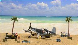 Tamiya Pappy Boyington Corsair F4U-1A, 1:48