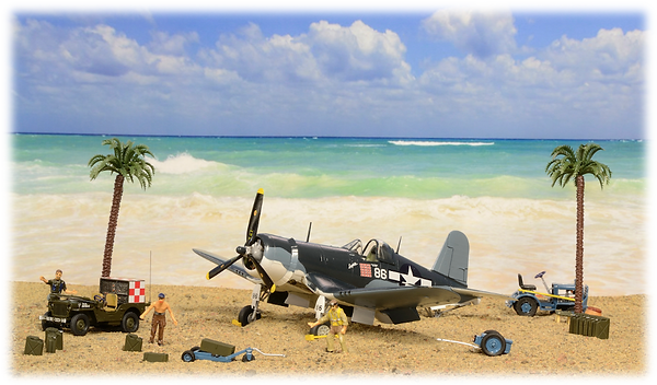 Tamiya Pappy Boyington Corsair F4U-1A.pn