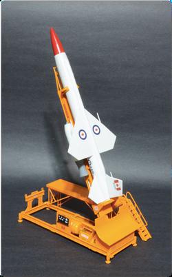 Canadian Bomarc Missile, 1:56