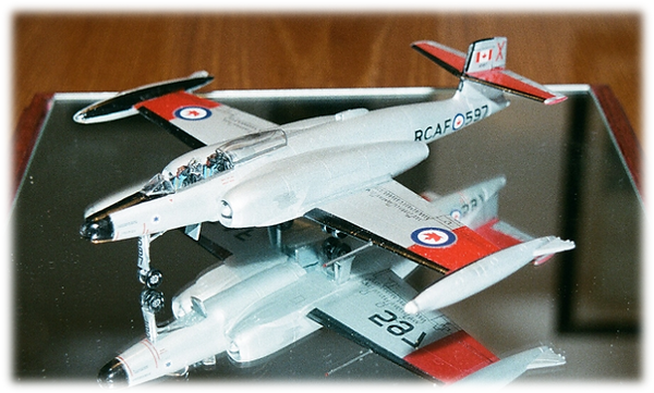 Hobbycraft 1:72 CF-100 Mk.5 Canuck