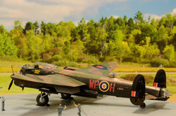 Another Airfix 1:72 Lancaster II