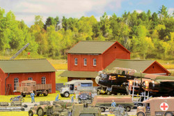 View, large RAF Linton-on-Ouse, 1:72