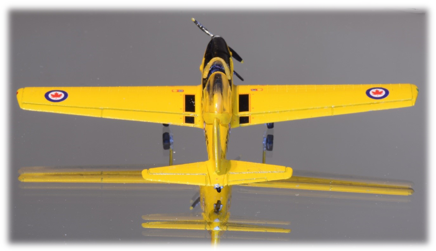 "Lt.Col. (Ret'd) John Lawson's first solo flight, RCAF DH Chipmunk ""057"""