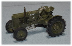 Thunder Model 35001 Case VAI tractor, 1:35