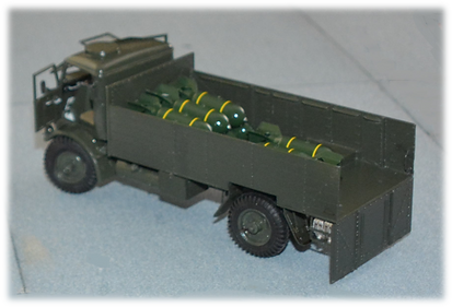 ICM 35507 Model W.O.T.6 Truck,1:35