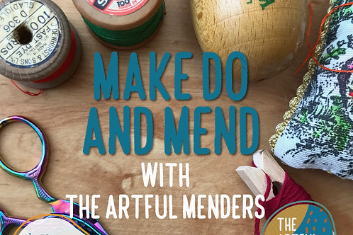 Artful Mending Workshop