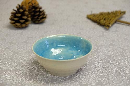 Blue Decorative Bowl