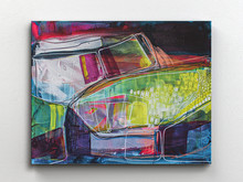 BAW21   Amy Huitson, Abstract Artist